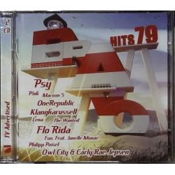 Bravo Hits 79 / 2 CDs - Psy, Pink, One Republic, Lena...