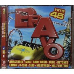 Bravo Hits 45 / 2 CDs - Anastacia, Nelly Furtado, Sido...