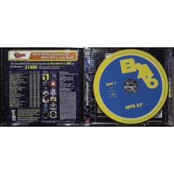 Bravo Hits 57 / 2 CDs - Mika, Monrose, Silbermond... Komplett