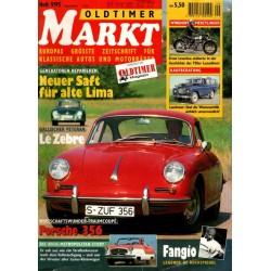 Oldtimer Markt Heft 9/September 1995 - Porsche 356