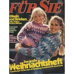 Für Sie Heft 24 von 1980