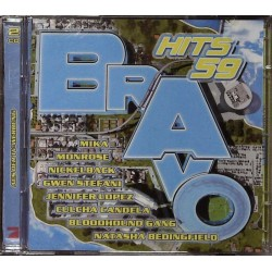 Bravo Hits 59 / 2 CDs - Monrose, Nickelback, Gwen Stefani...