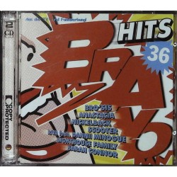 Bravo Hits 36 / 2 CDs - Bro Sis, Lighthouse Family, Scooter...