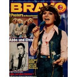 BRAVO Nr.12 / 10 März 1977 - Marianne Rosenberg