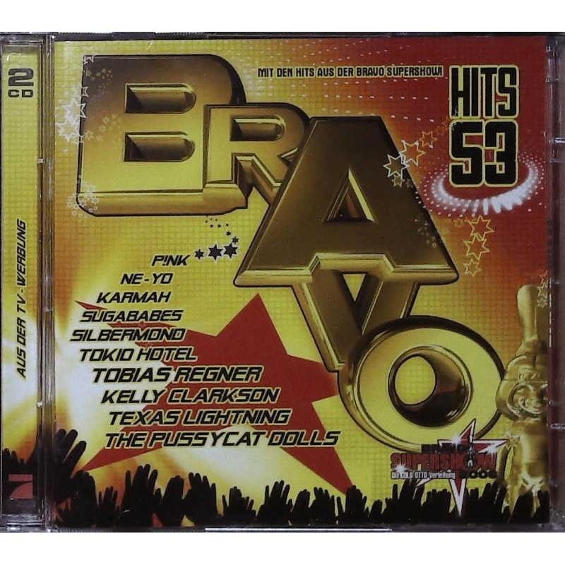 Bravo Hits 53 / 2 CDs - Karmah, Tobias Regner, Ne-Yo...