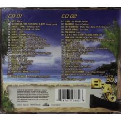 Bravo Hits 50 / 2 CDs - Nena, Akon, Backstreet Boys, Ilona... Rückseite