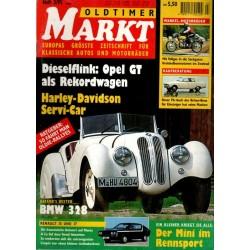 Oldtimer Markt Heft 3/März 1995 - BMW 328