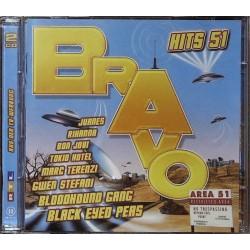 Bravo Hits 51 / 2 CDs - Marc Terenzi, Tokio Hotel, Bon Jovi...