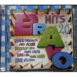 Bravo Hits 20 / 2 CDs - Janet Jackson, Aaron Carter, Aqua...