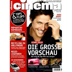 CINEMA 1/10 Januar 2010 - Hugh Grant