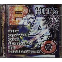 Bravo Hits 23 / 2 CDs - Faithless, Depeche Mode, Falco...