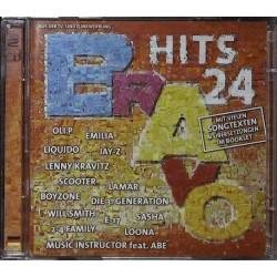 Bravo Hits 24 / 2 CDs - Emilia, Liquido, Lenny Kravitz...