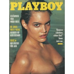 Playboy Nr.10 / Oktober 1989 - Tully Jensen