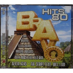 Bravo Hits 80 / 2 CDs - Alicia Keys, Ellie Goulding, Sido...