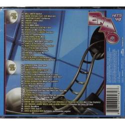 Bravo Hits 49 / 2 CDs - Fler, Chipz, Will Smith, Mario... Rückseite
