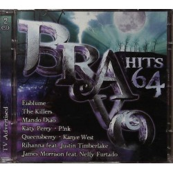 Bravo Hits 64 / 2 CDs - Eisblume, The Killers, Mando Diao...