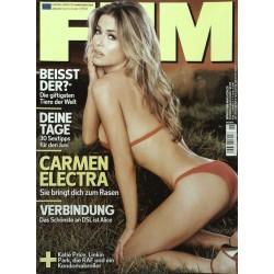 FHM Juni 2007 - Carmen Electra