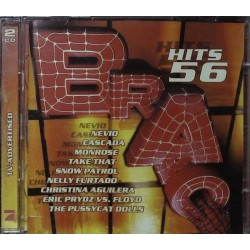 Bravo Hits 56 / 2 CDs - Nevio, Take That, Cascada, Monrose...