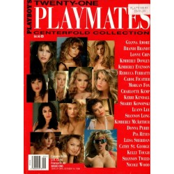 Playboys Twenty-One Playmates - Centerfold Collection 1996