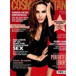Cosmopolitan 12/Dezember 2014 - Angelina Jolie