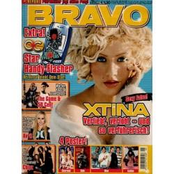 BRAVO Nr.9 / 23 Februar 2005 - Xtina