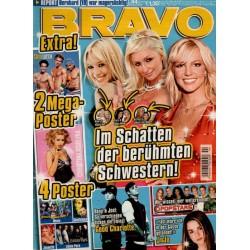 BRAVO Nr.44 / 20 Oktober 2004 - Berühmte Schwestern