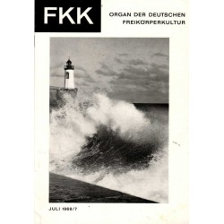 FKK Nr.7 / Juli 1968 - Flut am Atlantik