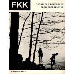 FKK Nr.11 / November 1967 - Eine Aufnahme aus Finnland
