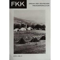 FKK Nr.4 / April 1968 - Jugendlager