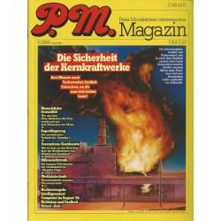 P.M. Ausgabe August 8/1986 - Die Sicherheit der Kernkraftwerke