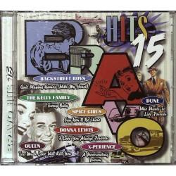 Bravo Hits 15 / 2 CDs - Backstreet Boys, Donna Lewis, Queen...