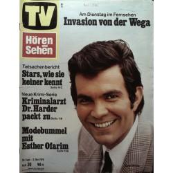 TV Hören & Sehen Nr. 39 / 26 Sep. bis 2 Okt. 1970 - Claus Wilcke