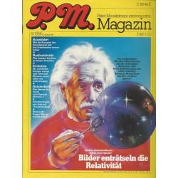 P.M. Ausgabe September 9/1986 - Bilder enträtseln die Relativität
