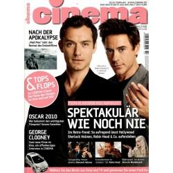 CINEMA 2/10 Februar 2010 - Sherlock Holmes
