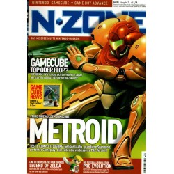 N-Zone 4/2003 - Ausgabe 71 - Metroid