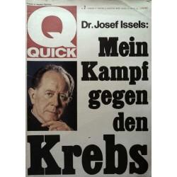 Quick Heft Nr.2 / 10 Januar 1965 - Dr. Josef Issels