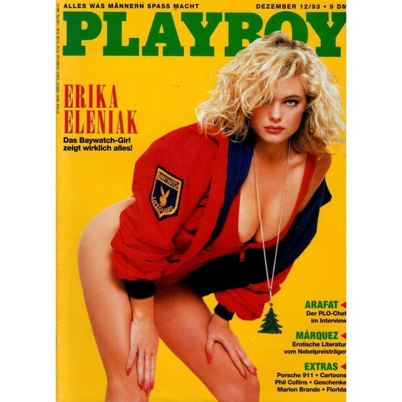 Playboy Nr.12 / Februar 1993 - Erika Eleniak