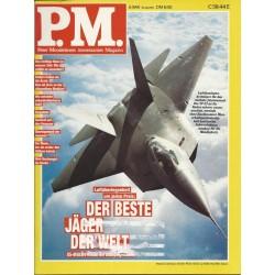 P.M. Ausgabe August 8/1991 - Der Beste Jäger der Welt