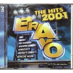 Bravo The Hits 2001 / 2 CDs - Enya, No Angels, Wheatus...