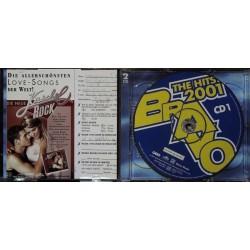 Bravo The Hits 2001 / 2 CDs - Enya, No Angels, Wheatus... Komplett
