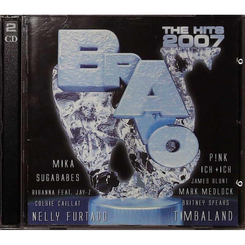 Bravo The Hits 2001 / 2 CDs - Mika, Mark Medlock, Timbaland...