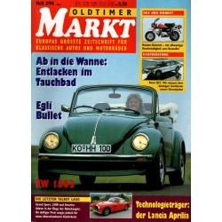 Oldtimer Markt Heft 3/März 1994 - VW 1303