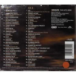 Bravo The Hits 2000 / 2 CDs - ATC, Rednex, Lionel Richie... Rückseite