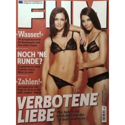 FHM Dezember 2005 - Verbotene Liebe