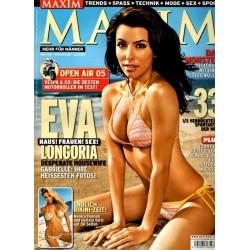 Maxim Juni 2005 - Eva Longoria