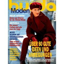 burda Moden 10/Oktober 1997 - Die neuen Farben