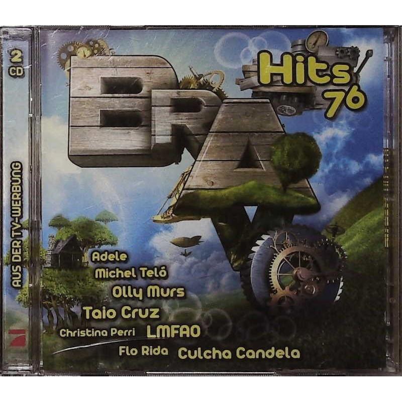 Bravo Hits 76 / 2 CDs - Michel Telo, Culcha Candela, Adele...
