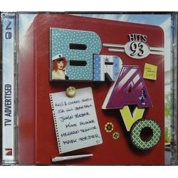 Bravo Hits 93 / 2 CDs - Mark Forster, Sean Paul, Avicii...