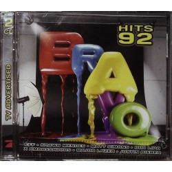 Bravo Hits 92 / 2 CDs - Major Lazer, EFF, Dua Lipa...