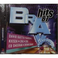 Bravo Hits 87 / 2 CDs - David Guetta, Ed Sheeran, ZHU...